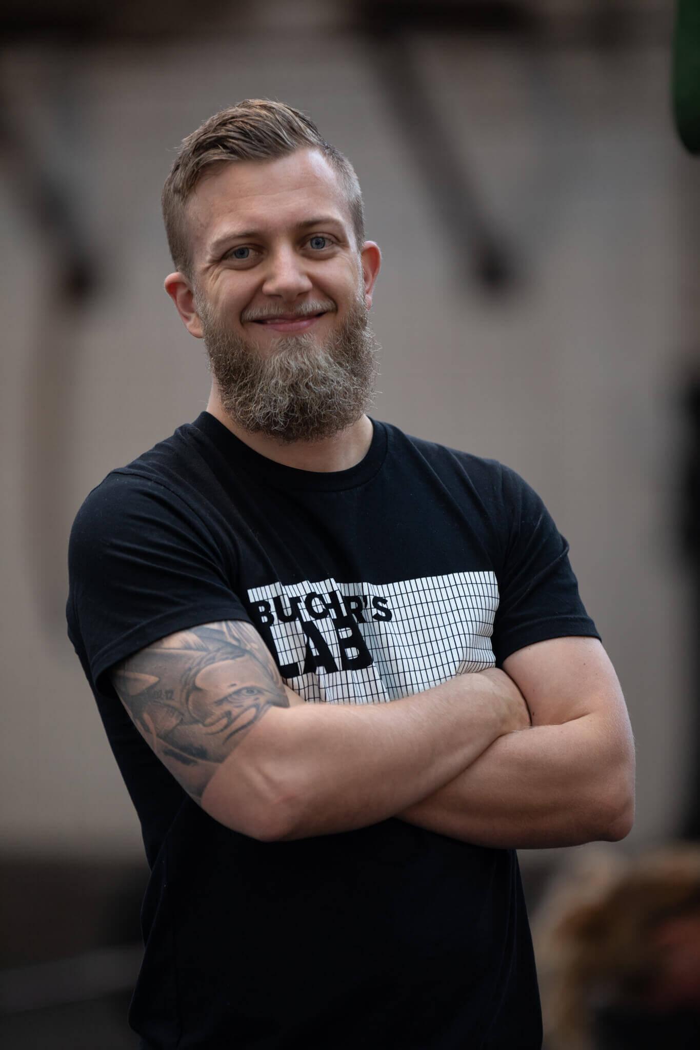 Steffen Martin Pedersen – Owner